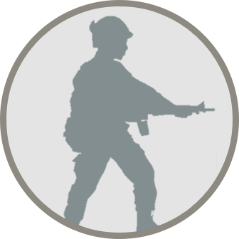 Illustration of a Soldier